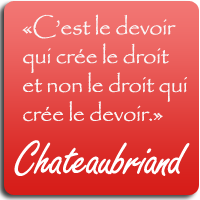 Illustration citation chateaubriand